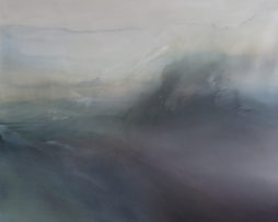 Constant need for terrain change, acrylic on canvas, 180x200 cm, 2014