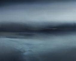 Region of encounters, acrylic on canvas, 155x155cm, 2015