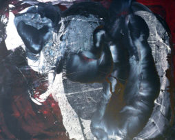 I Was Born to Destroy Myself, 200x 260 cm, akryl na plátne, 2011 copy_3500€